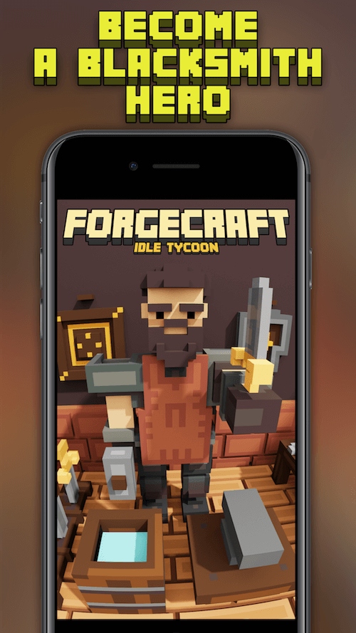 Forgecraft - Idle Tyccon